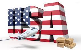 Доставка из Америки