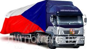 Доставка товаров из Чехии